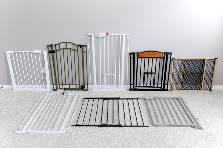 Different Baby Gates