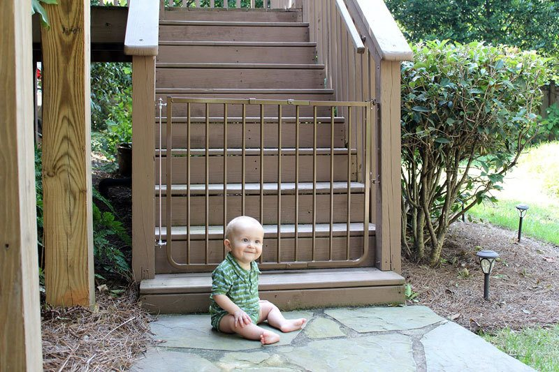 Outdoor Baby Gates
