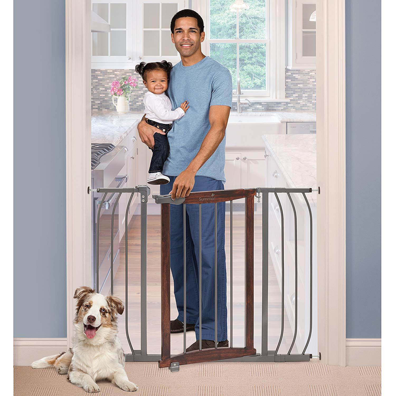 Summer Infant Anywhere Decorative Walk-Thru Gate Review