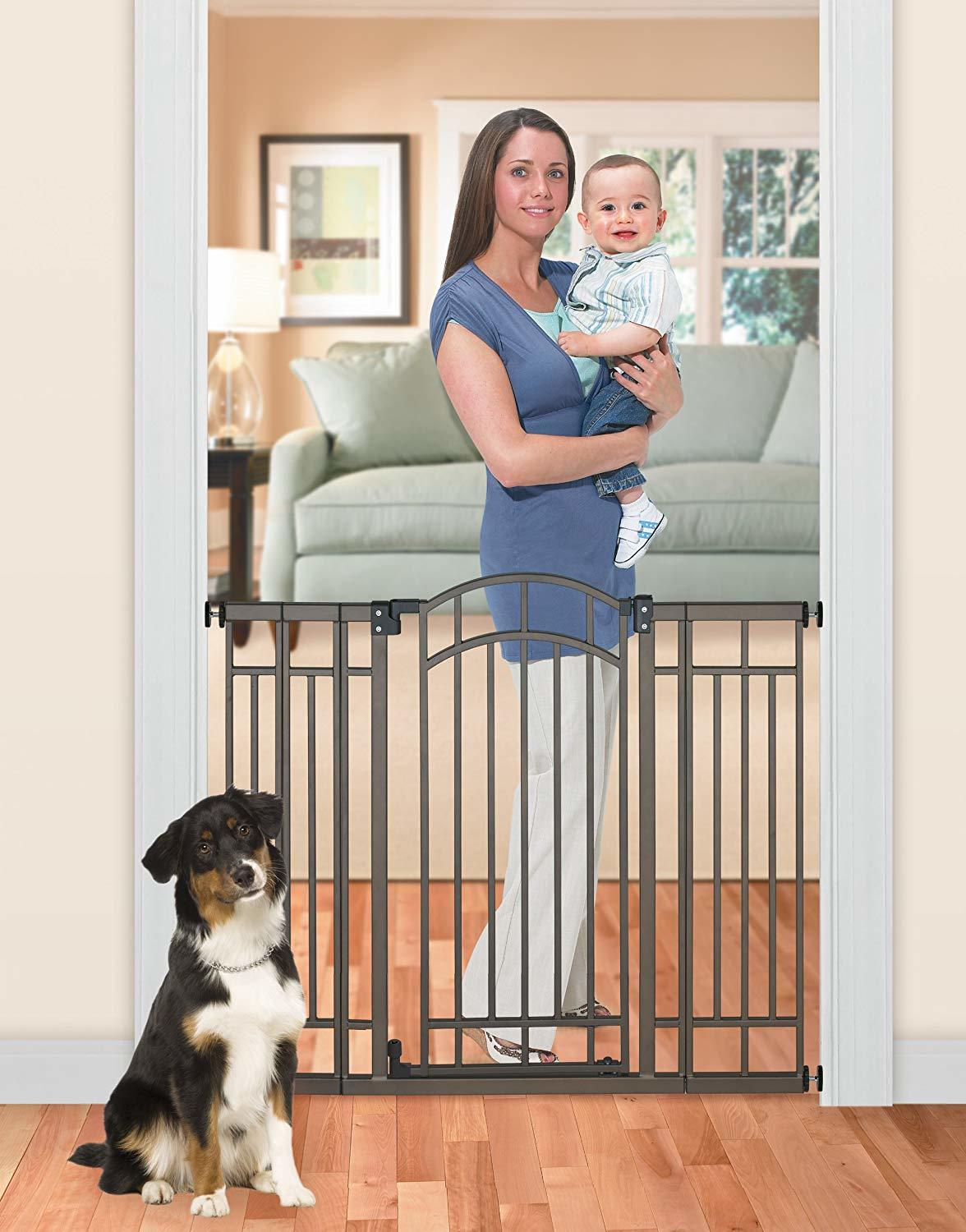 Summer Infant Multi-Use Deco Extra Tall Walk-Thru Baby Gate Review
