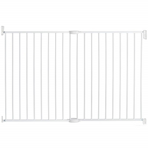 The Munchkin Extending XL Tall And Wide Hardware Baby Gate